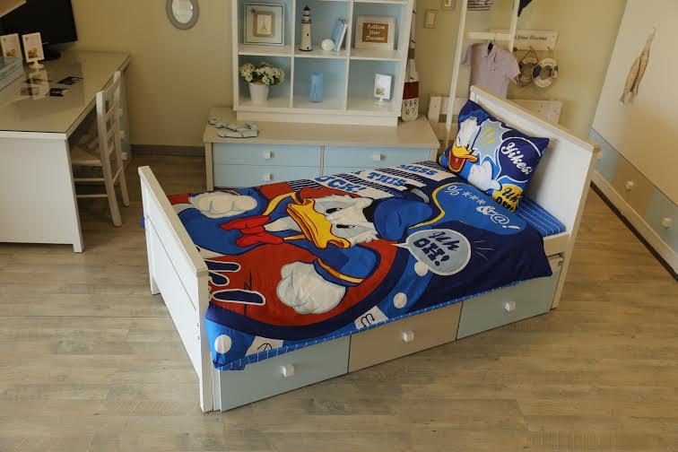מצעים לילדים למיטת יחיד דיסני